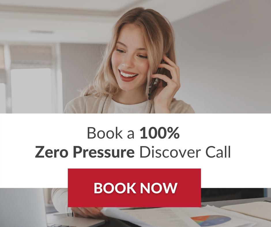 Perfect Storm - Blog CTAs Zero Pressure Discover Call